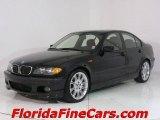 2005 Jet Black BMW 3 Series 330i Sedan #543821