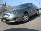 2011 Sterling Grey Metallic Ford Fusion SEL V6 #62757452
