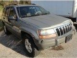 2002 Silverstone Metallic Jeep Grand Cherokee Laredo 4x4 #62757893
