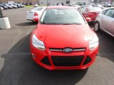 2012 Race Red Ford Focus SE 5-Door #62757881
