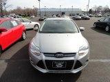 2012 Ingot Silver Metallic Ford Focus SEL 5-Door #62757879