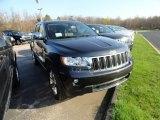2012 Maximum Steel Metallic Jeep Grand Cherokee Limited 4x4 #62757863