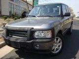 Stornoway Grey Metallic Land Rover Range Rover in 2007