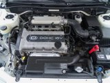 Kia Sephia Engines