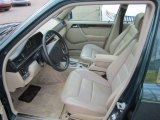 1995 Mercedes-Benz E 300D Sedan Parchment Interior