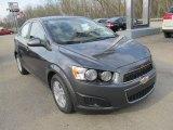 2012 Chevrolet Sonic LT Sedan Data, Info and Specs