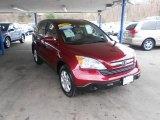 2009 Tango Red Pearl Honda CR-V EX-L 4WD #62757800