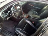 2001 Acura RL Interiors