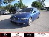 2008 Montego Blue Metallic BMW 3 Series 335i Coupe #62757330