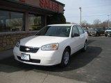 2008 White Chevrolet Malibu Classic LS Sedan #62758226