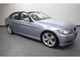 2009 Blue Water Metallic BMW 3 Series 335i Sedan #62757775