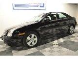 2008 Black Ebony Ford Fusion SE V6 #62758208