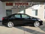 2012 Attitude Black Metallic Toyota Camry SE #62757288