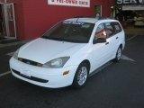 2003 Cloud 9 White Ford Focus SE Wagon #62757698