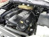 2005 Mercedes-Benz ML Engines