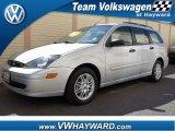 2003 CD Silver Metallic Ford Focus SE Wagon #62758095