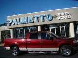 2006 Dark Toreador Red Metallic Ford F150 XLT SuperCrew #62757621