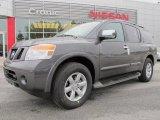 2012 Smoke Gray Nissan Armada SV #62757606