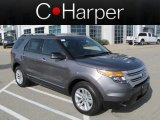 2011 Sterling Grey Metallic Ford Explorer XLT 4WD #62757096