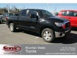 2008 Black Toyota Tundra SR5 TRD Double Cab 4x4 #62757055