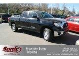 2008 Black Toyota Tundra Double Cab 4x4 #62757041