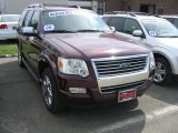 2006 Dark Cherry Metallic Ford Explorer Limited 4x4 #62757020
