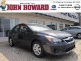 2012 Dark Gray Metallic Subaru Impreza 2.0i 4 Door #62757938