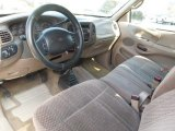 1997 Ford F150 XLT Extended Cab 4x4 Medium Prairie Tan Interior