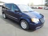 2012 Chrysler Town & Country True Blue Pearl