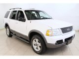 2003 Oxford White Ford Explorer XLT 4x4 #62757916