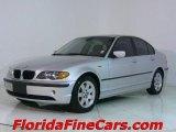2004 Titanium Silver Metallic BMW 3 Series 325i Sedan #544126