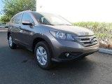 2012 Urban Titanium Metallic Honda CR-V EX-L #62840394