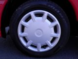 Mitsubishi Mirage 2000 Wheels and Tires