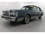 Lincoln Town Car 1987 Data, Info and Specs