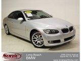 2009 Titanium Silver Metallic BMW 3 Series 328i Coupe #62853989