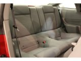 2006 Ford Mustang V6 Deluxe Coupe Rear Seat