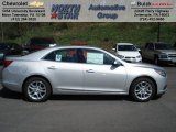 2013 Silver Ice Metallic Chevrolet Malibu ECO #62864708
