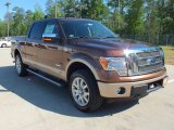 2012 Golden Bronze Metallic Ford F150 King Ranch SuperCrew 4x4 #62865765
