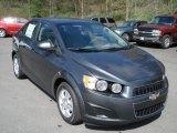 2012 Chevrolet Sonic LS Sedan Data, Info and Specs