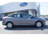 2012 Sterling Grey Metallic Ford Focus SE Sedan #62864653
