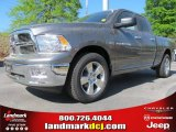 2012 Mineral Gray Metallic Dodge Ram 1500 Big Horn Quad Cab #62864637