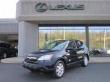 2008 Nighthawk Black Pearl Honda CR-V EX-L 4WD #62865188