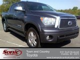 2010 Slate Gray Metallic Toyota Tundra Limited CrewMax 4x4 #62865183