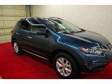 2011 Graphite Blue Nissan Murano SL #62864600