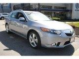 2012 Forged Silver Metallic Acura TSX Technology Sport Wagon #62864577
