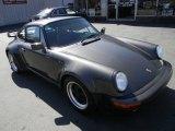 1989 Porsche 911 Slate Grey Metallic