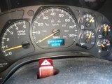 2008 GMC C Series Topkick C4500 Crew Cab Hauler Truck Gauges