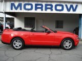 2012 Race Red Ford Mustang V6 Convertible #62864559