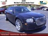 2008 Brilliant Black Crystal Pearl Chrysler 300 LX #62865613