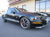 2007 Black Ford Mustang Shelby GT Coupe #62864460